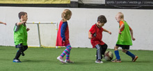 LIL' BEAVERS INDOOR SOCCER CLASSES